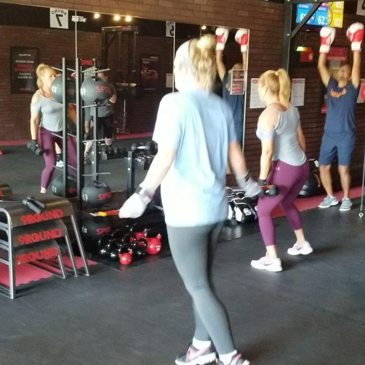Awesome Monday!  #9roundwellingtontrace #kickboxing #9Round #WellingtonFL #gym ...