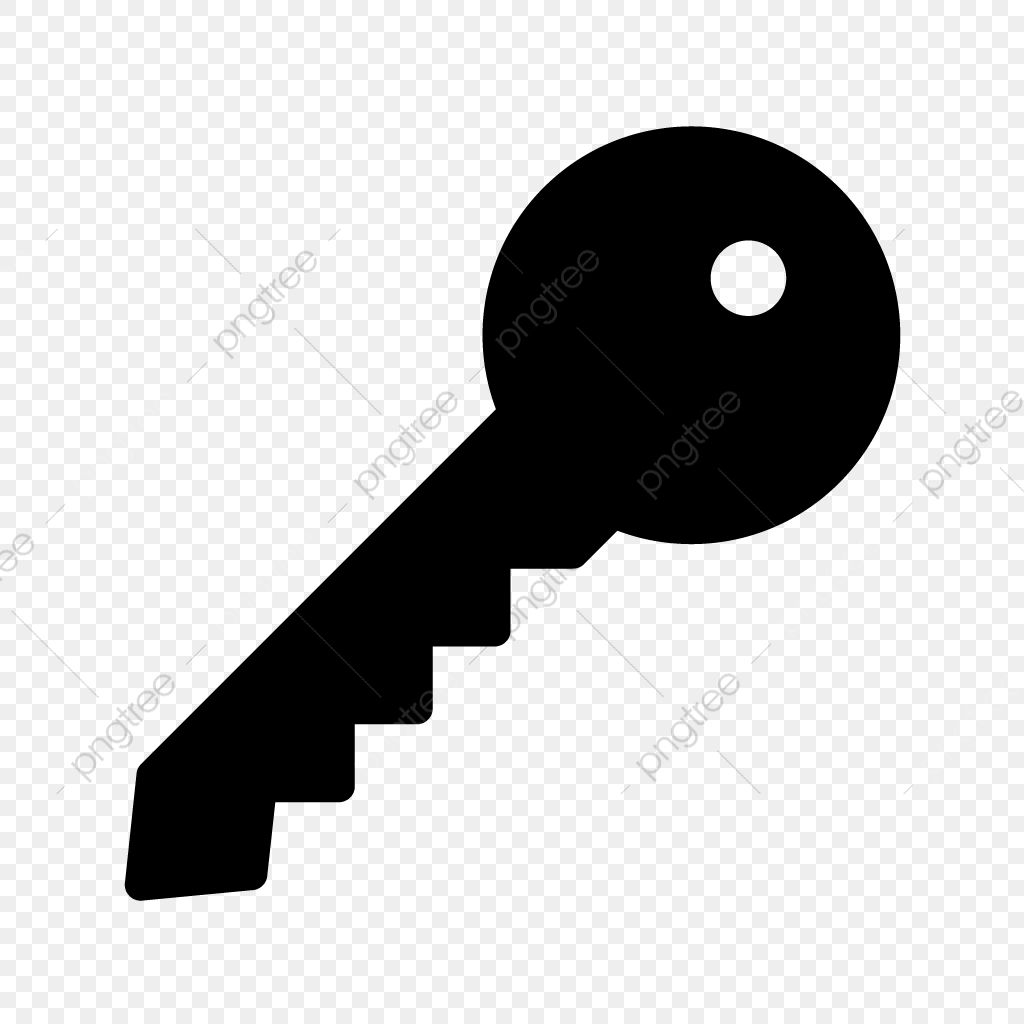 Key Vector Icon Key Clipart Black And White Key Icons Key Png And Vector With Transparent Background For Free Download Vector Icons Free Instagram Logo Program Icon