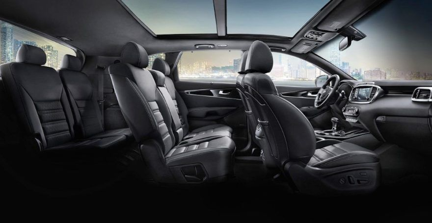 New 2020 Kia Sorento Interior With Images Kia Sorento Interior