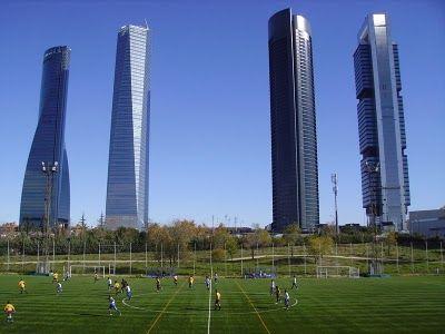 Cuatro Torres Business Center - MAD