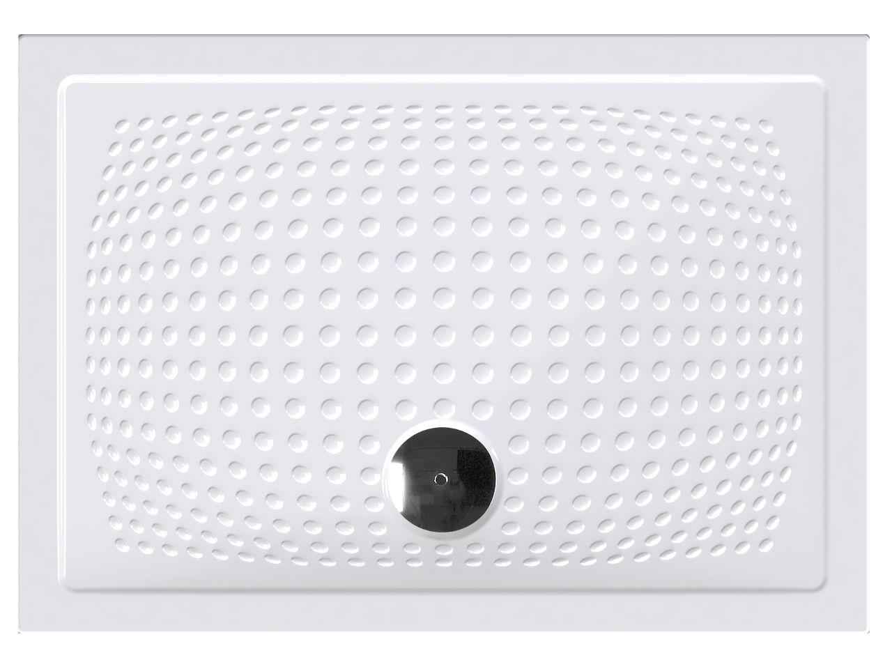 Piatto doccia energy 70x100xh3 5 bianco venduto da for Doccia iperceramica