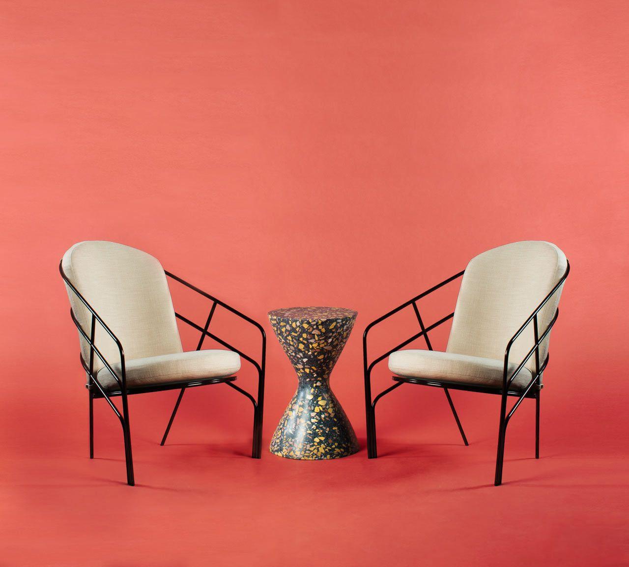 Laun Debuts Contemporary Outdoor Furniture Made In Los Angeles Design Milk