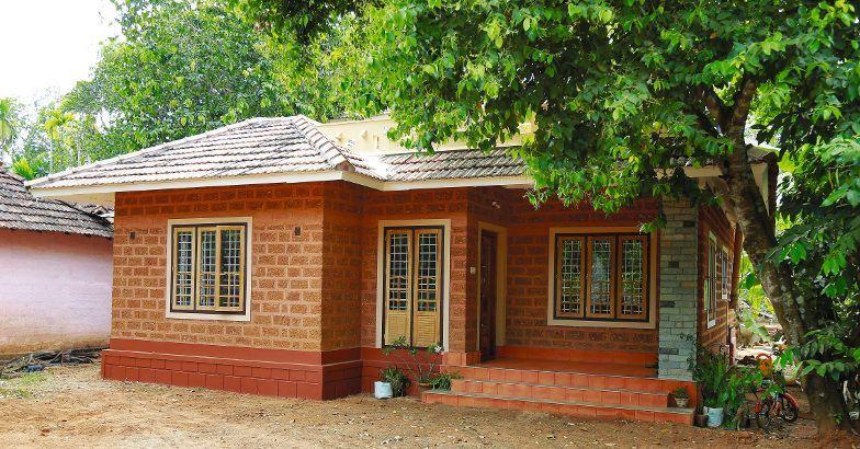 Pin By Pradeep On Hi Kerala Houses Kerala House Design Village House Design