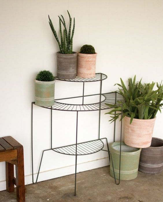 36+ DIY Plant Stand Ideas For Indoor And Outdoor Decoration