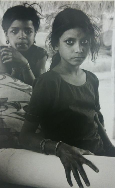 Édouard Boubat     Mithila, India       1975