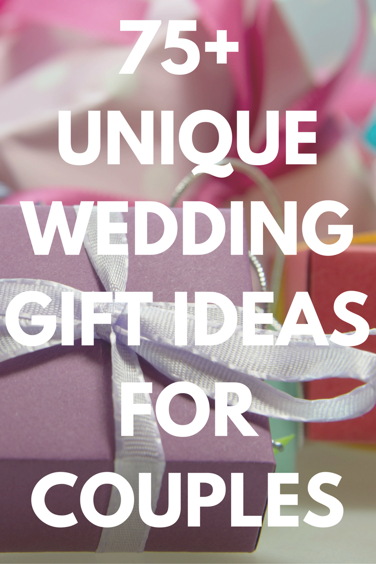 Wedding Couple Gift Ideas: Best Wedding Gifts Ideas: 69+ Personalized, Unique, And