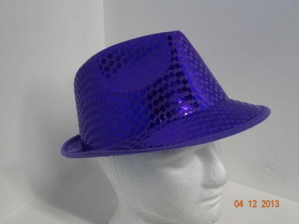 Sombrero lentejuelas color azul rey para la Hora Loca.   FiestasTematicasMedellin  PinateriasMedellin 40c5dad28d3