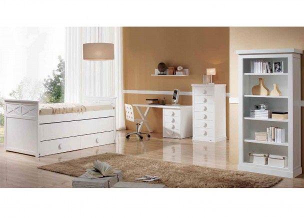 Dormitorios Juveniles De Calidad.Dormitorio Juvenil De Gran Calidad Mod Aspas Camas