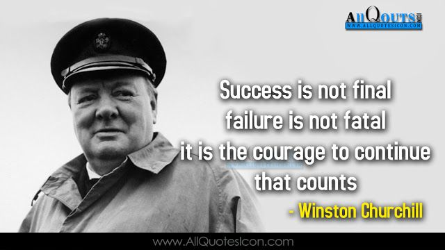 English Winston Churchill Quotes Whatsapp Images Facebook