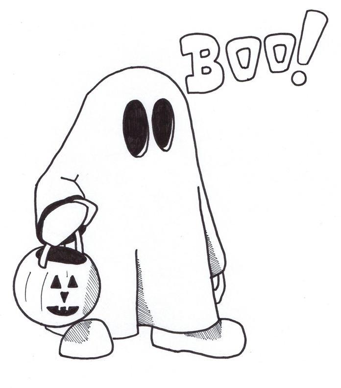 16 Fantasmas Para Pintar Que No Dan Nada De Miedo Halloween Coloring Pages Halloween Coloring Pages Printable Halloween Coloring Sheets