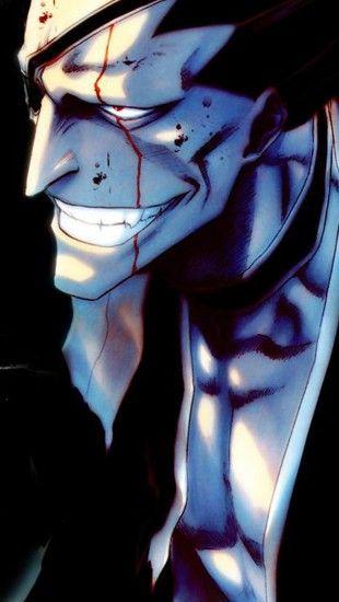 Bleach Kenpachi Zaraki http://theiphonewalls.com/bleach-kenpachi-zaraki/   Anime iPhone Wallpapers   Pinterest