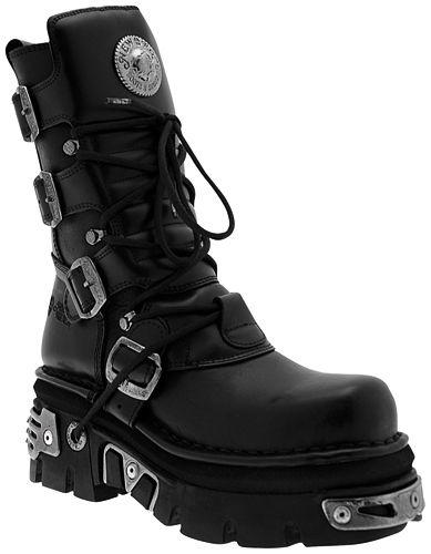 Chaussures NEW ROCK - Nemesis - Rock A Gogo