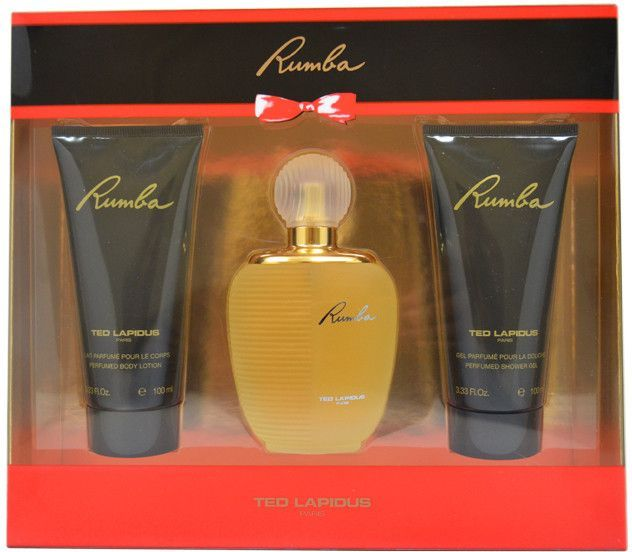 Women Ted Lapidus Rumba Gift Set | Products