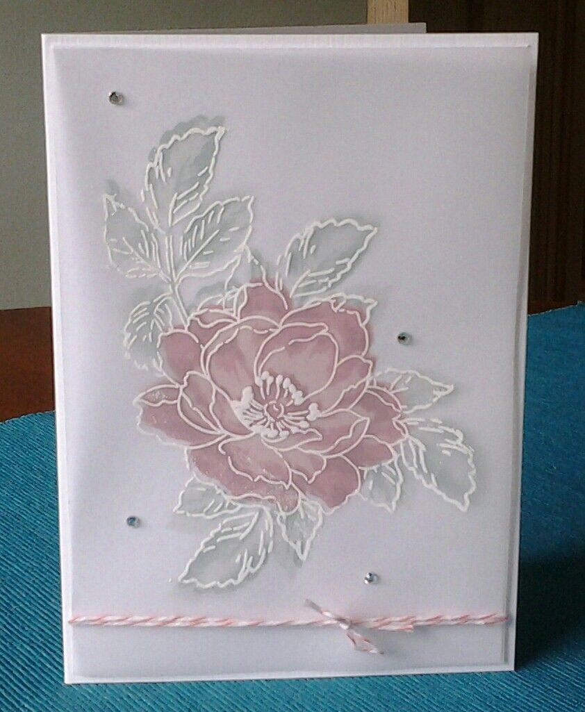 Handmade greeting card beautiful day set by altenew looks