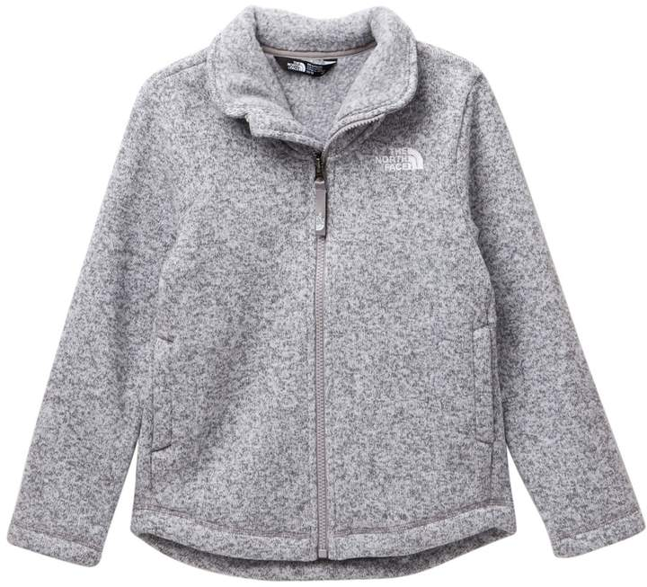 160eb06feb2 The North Face Crescent Full Zip Jacket (Little Girls) | Products ...