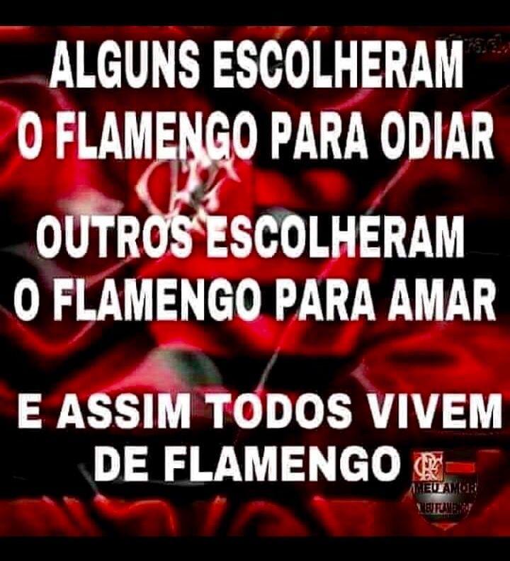 Todos Vivem De Flamengo Paquetá Flamengo Flamengo