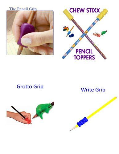 Pencil Grip Grotto Grip Write Grip Chew Stixx Pencil Topper Ultimate Combo *** Continue to the product at the image link.(This is an Amazon affiliate link and I receive a commission for the sales)