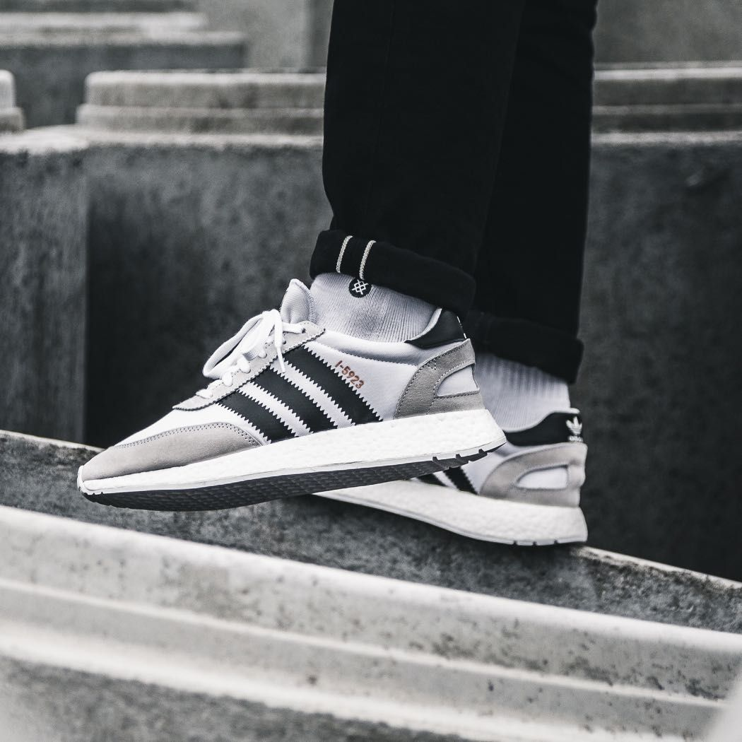 Incentivo Cualquier Popular  insidesneakers • Adidas I-5923 White / Core Black • CQ2489 | Adidas,  Sneakers men, Latest sneakers