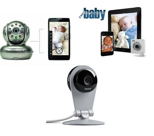 Best wifi video baby monitor for iphone ipad & android