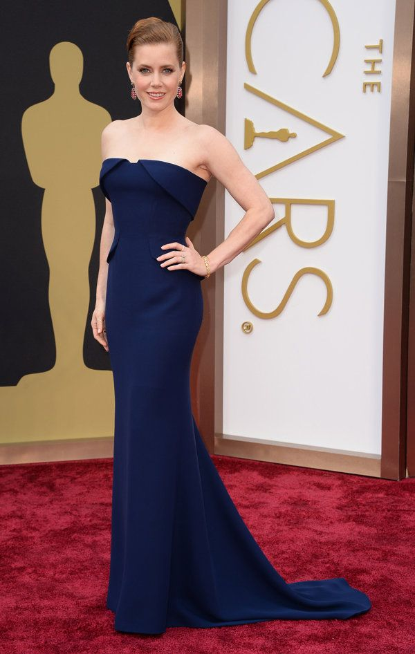 Amy Adams | 2014 Academy Awards | Gown by Gucci | Red carpet ...