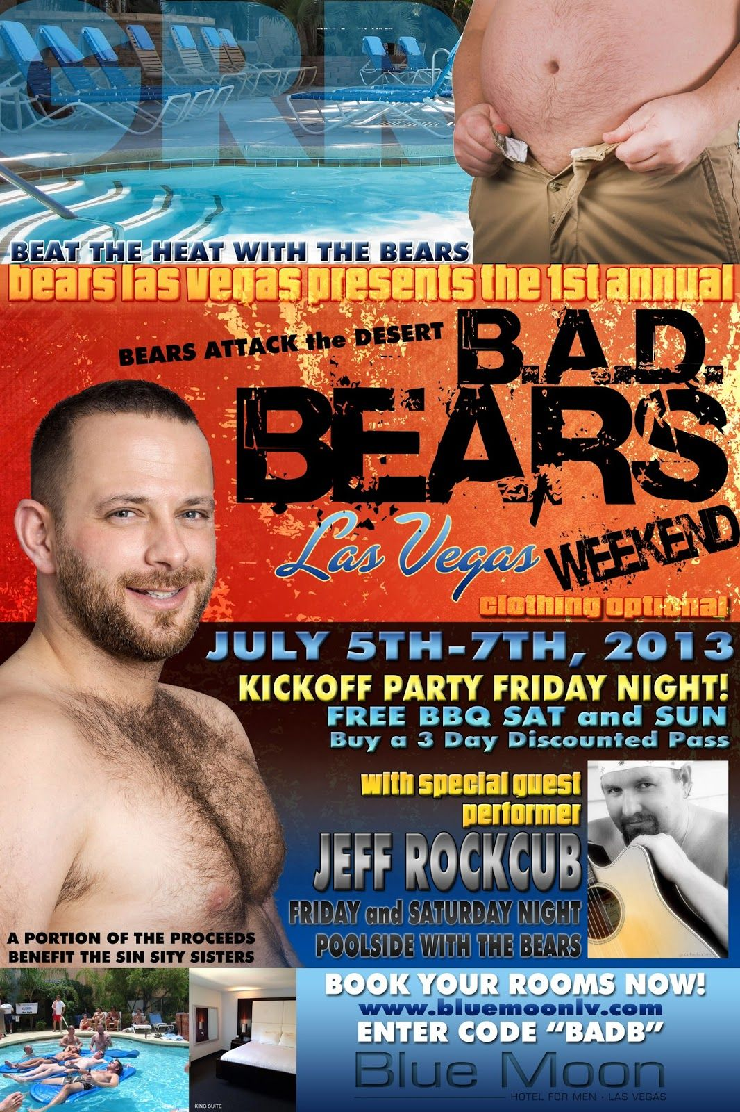 Haircuts for men las vegas bad bears attack the desert gay bear travel gaytravel