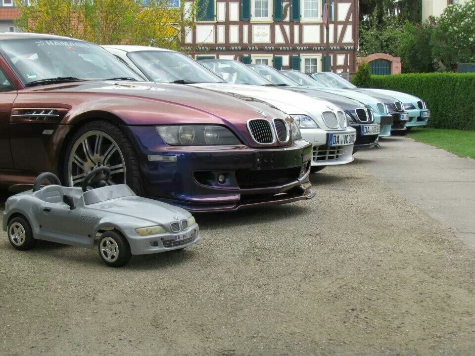BMW Z3 collection