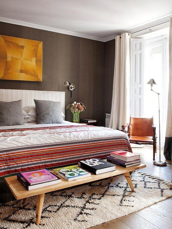 Dormitorios de ensue o mid century retro modern trends for Revistas decoracion dormitorios