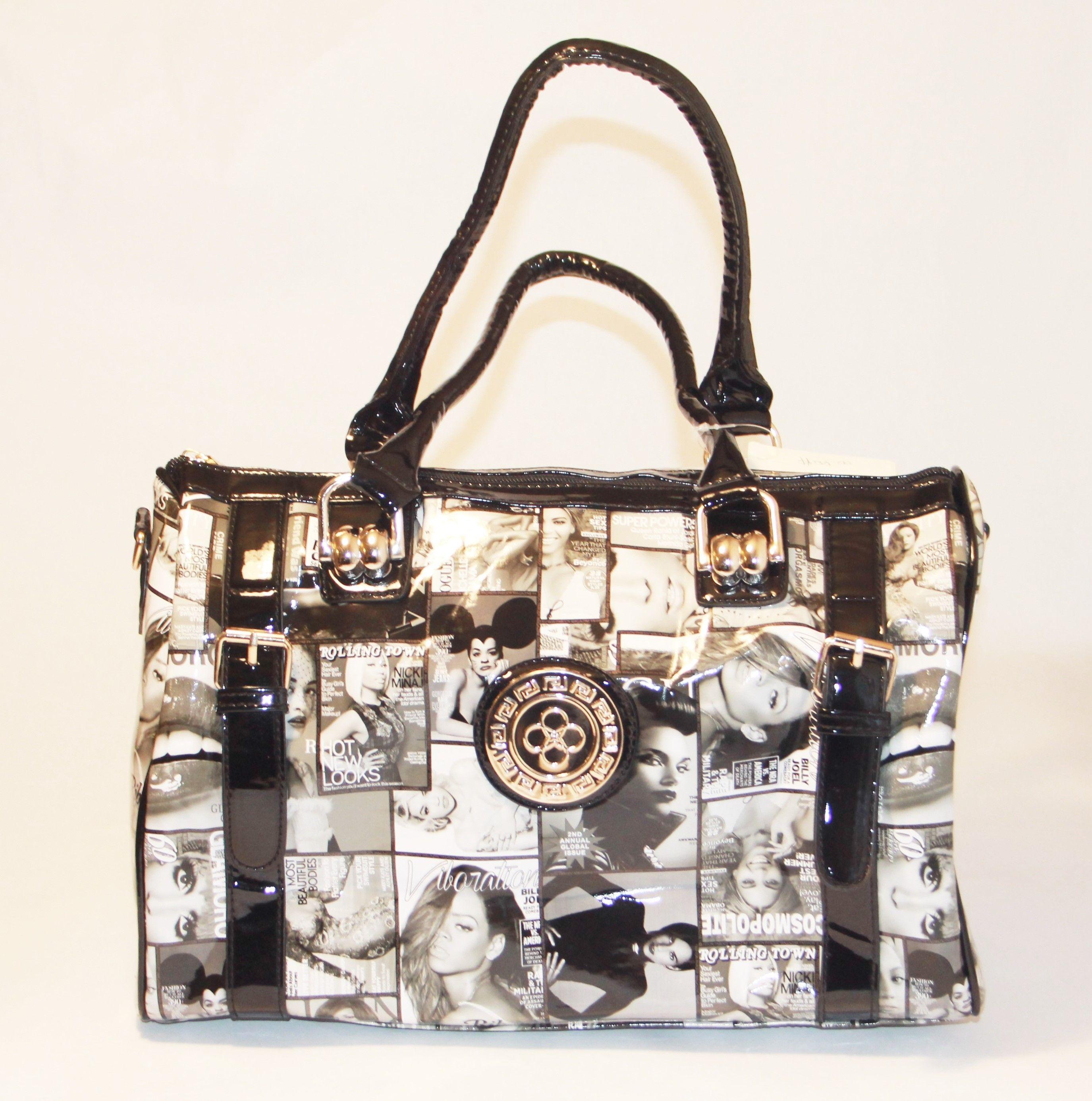Handbags Magazines Purses Journals Hand Bags Magazine Women S Clutches