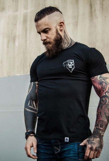 thecuriopop.com   Long beard styles, Beard styles for men ...