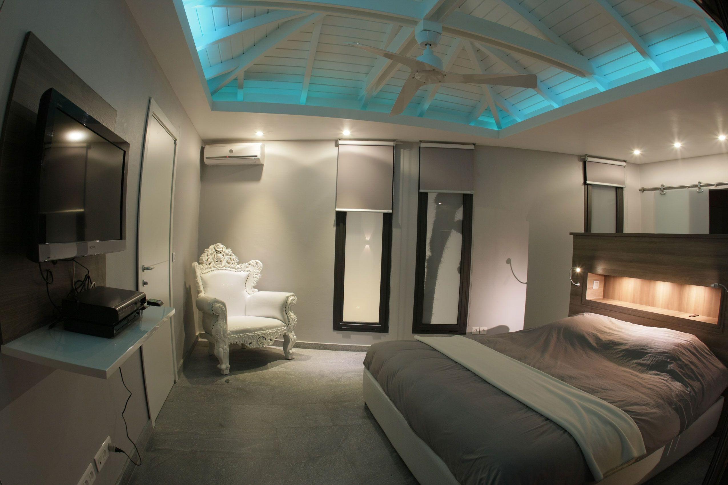 blue-false-ceiling-light - Art Home Design and Remodel ...