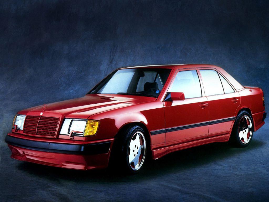 Amg 300 E 6 0 Hammer Us Spec W124 1988 91 Mercedes Benz