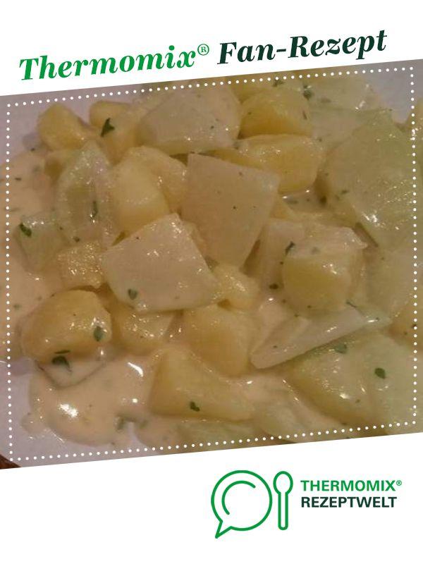 Photo of Potato and kohlrabi creamed vegetables