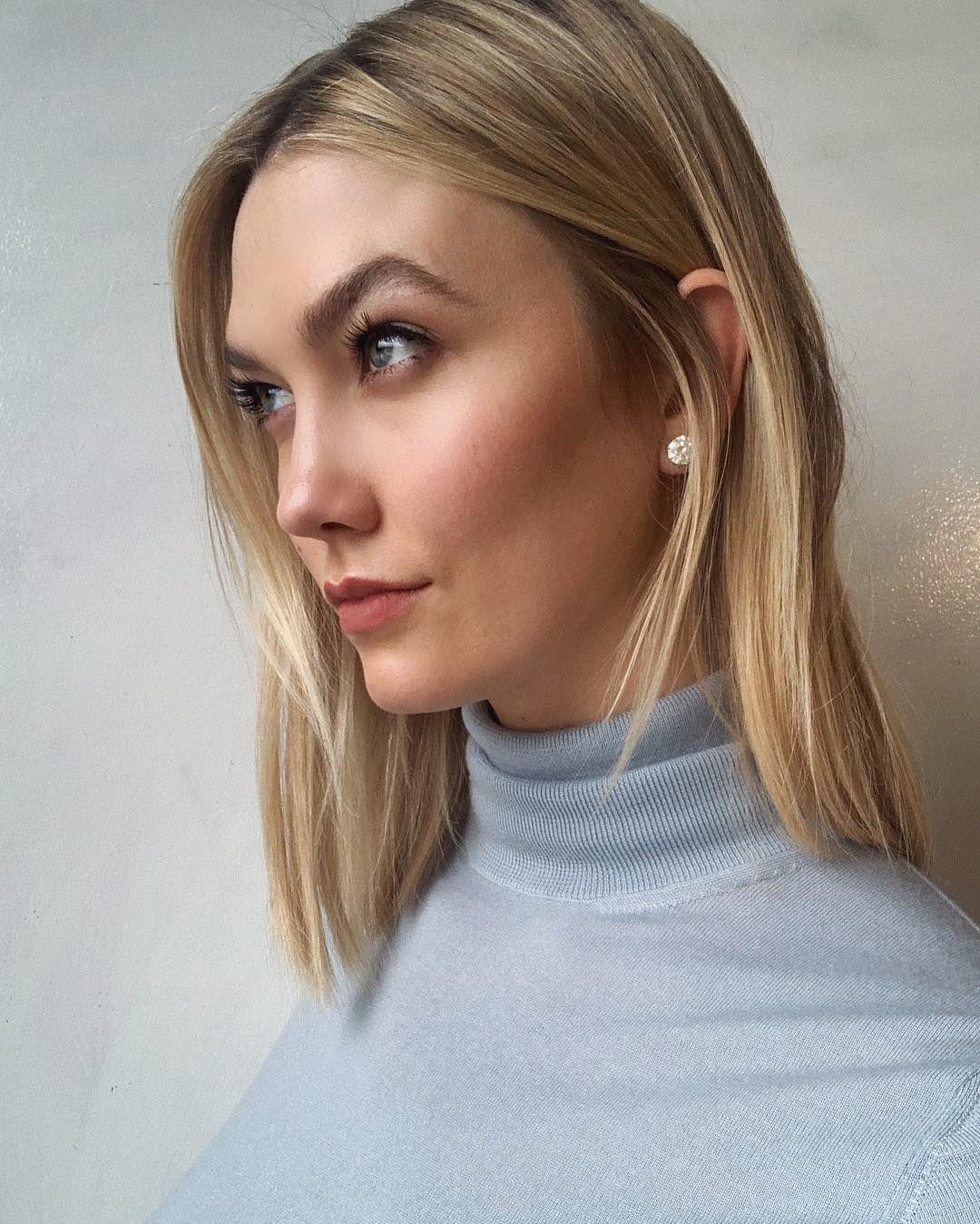 Karlie Kloss On Instagram You Ve Been Chopped Karlie Kloss