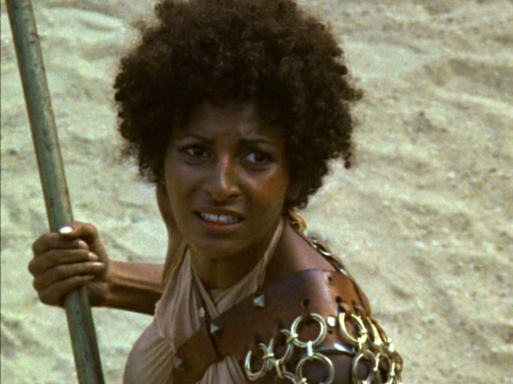 pam grier as mamawi in the arena � 1974 movies to see in