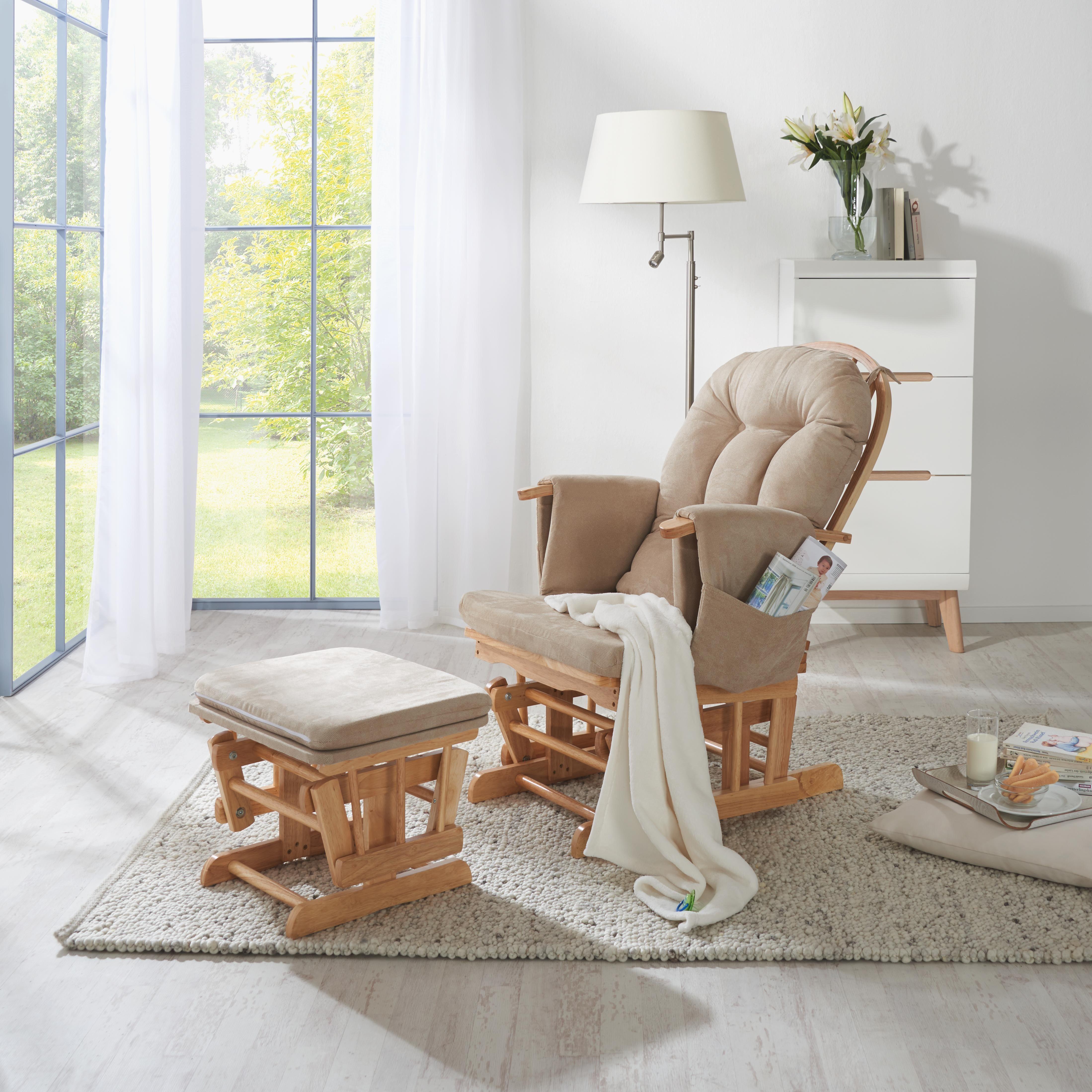in diesem komfortablen stillstuhl in beige von mybaby verschaffen