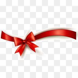 Red Ribbon Ceremony Ribbon Png Origami Ribbon Gift Ribbon