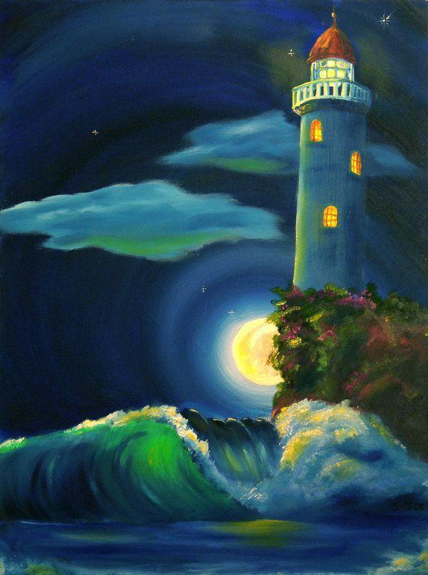 Lighthouse By Emerald164 On Deviantart Lighthouse
