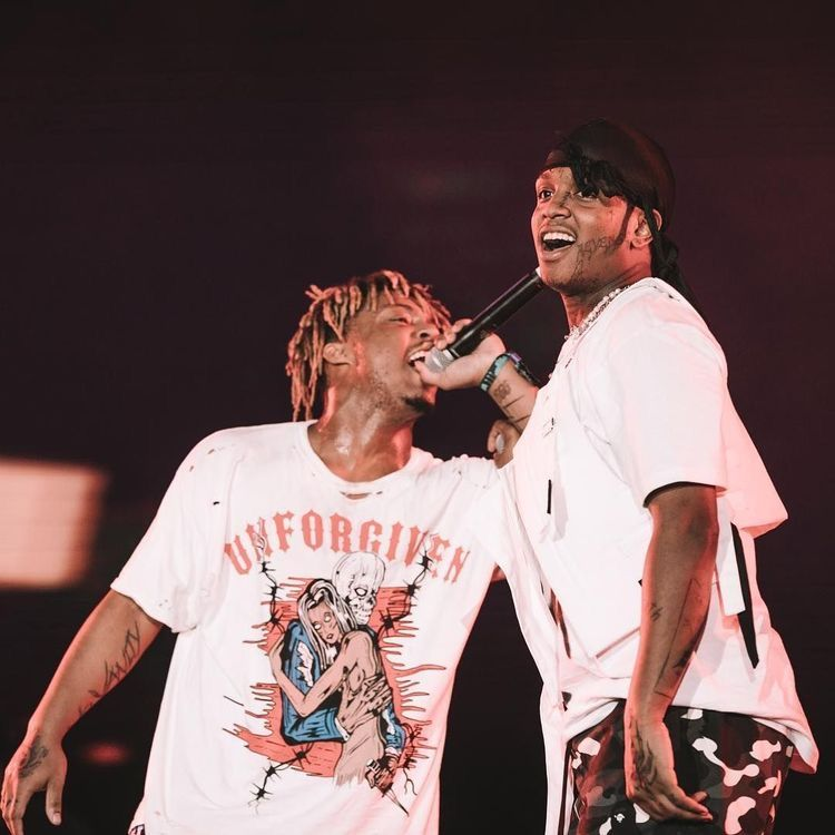 Pin by krazy tingz on juice wrld in 2020 Cute rappers