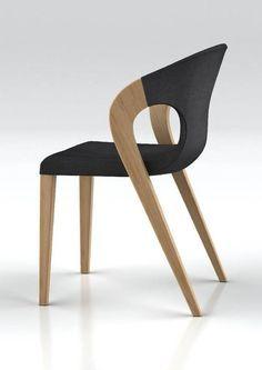 Image result for Sveje Design Studio DC09 chair drawing