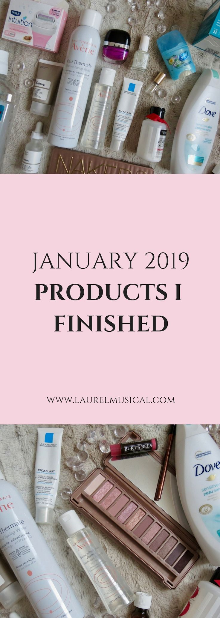 Another year begins and the beauty products keep compiling