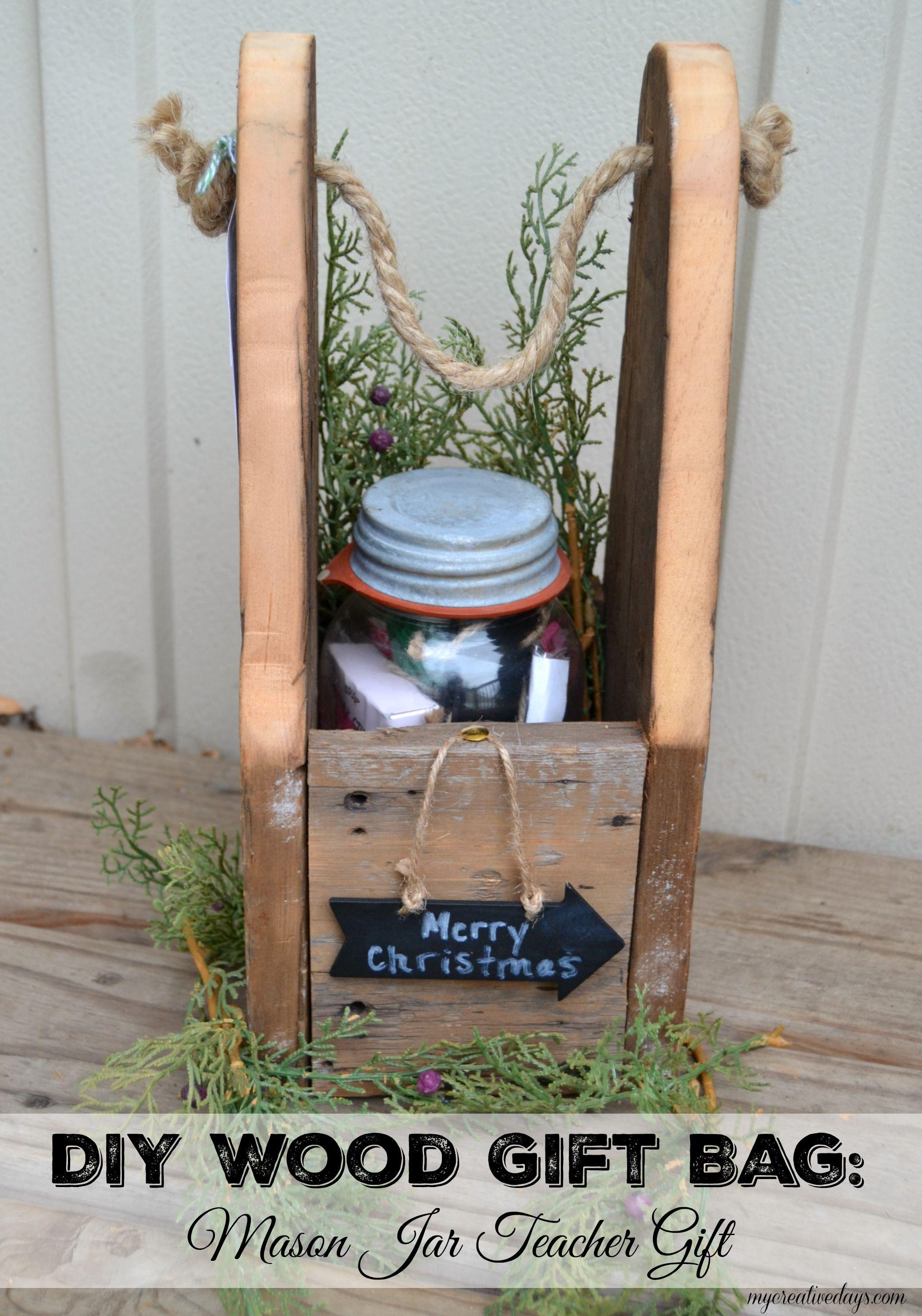 Teacher Appreciation Gift Idea Mason Jar Crafts Pinterest