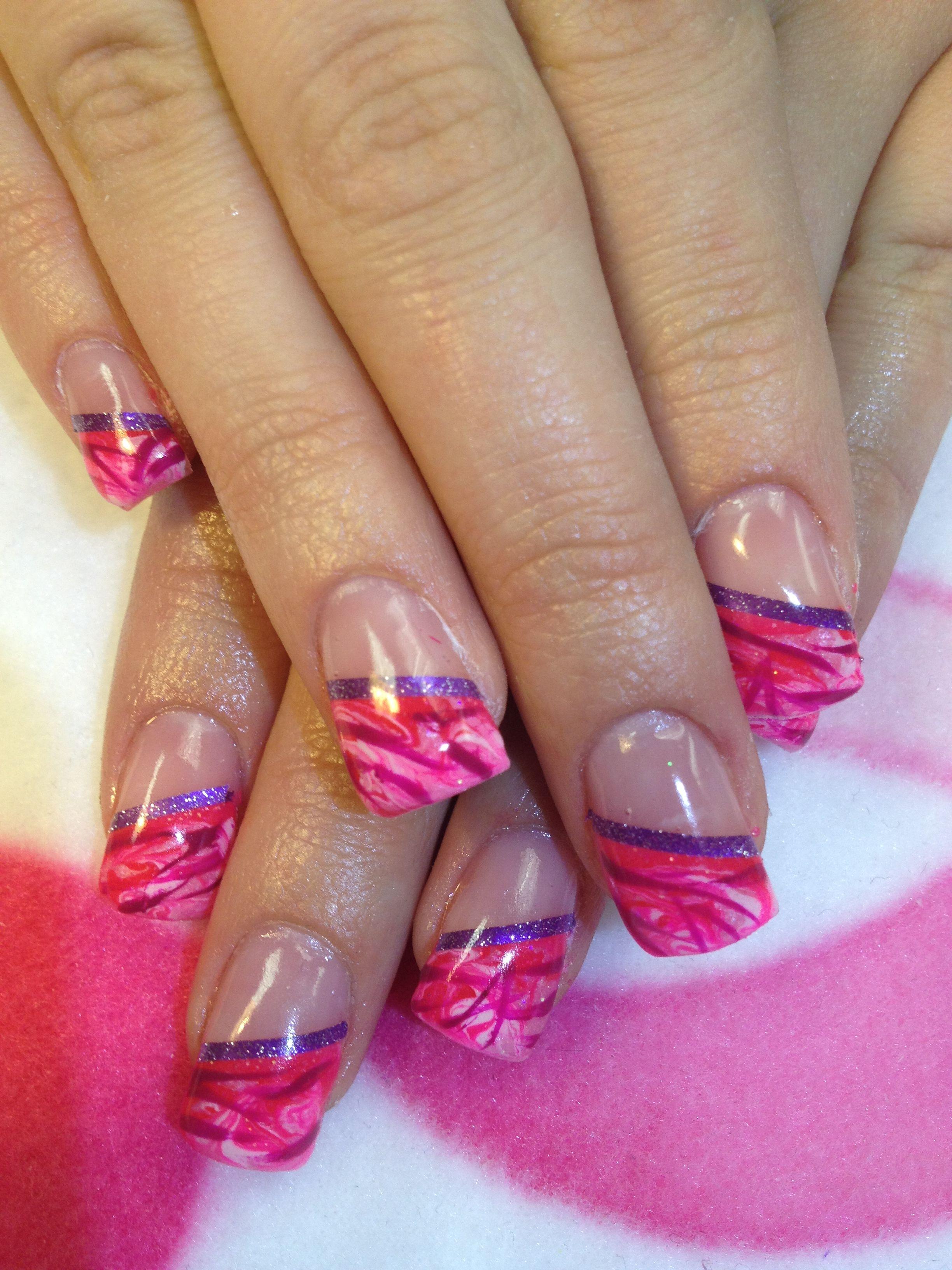 365 Days Of Nail Art Nails Pinterest Nagel Kunstnagels En Kleding