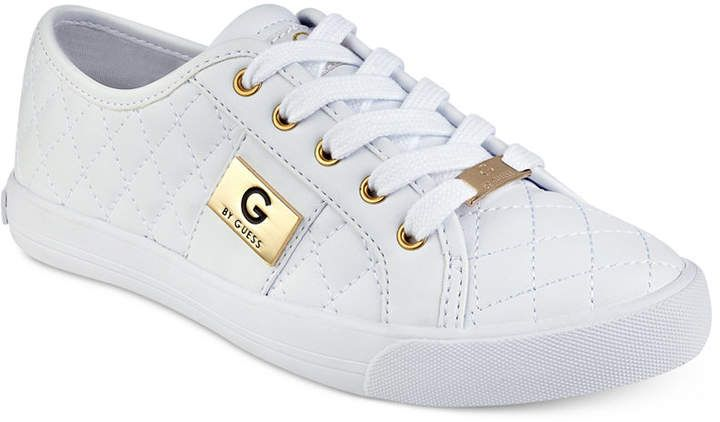 sale retailer 277b6 86a67 G by Guess Backer Lace-Up Sneakers Women Shoes in 2019 ...