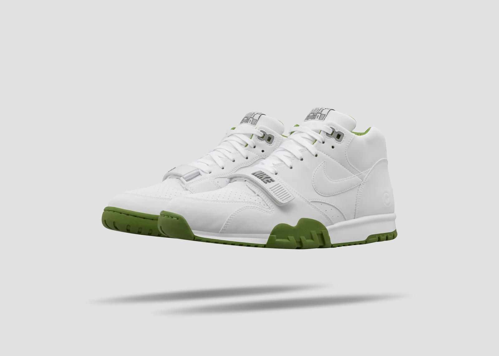 X Green Going Nikecourt Air 1 Fragment Mid Trainer 6axv7nH