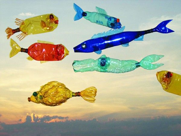 Perfect Plastic Fish Wall Decorations Vignette - Wall Art and Decor ...