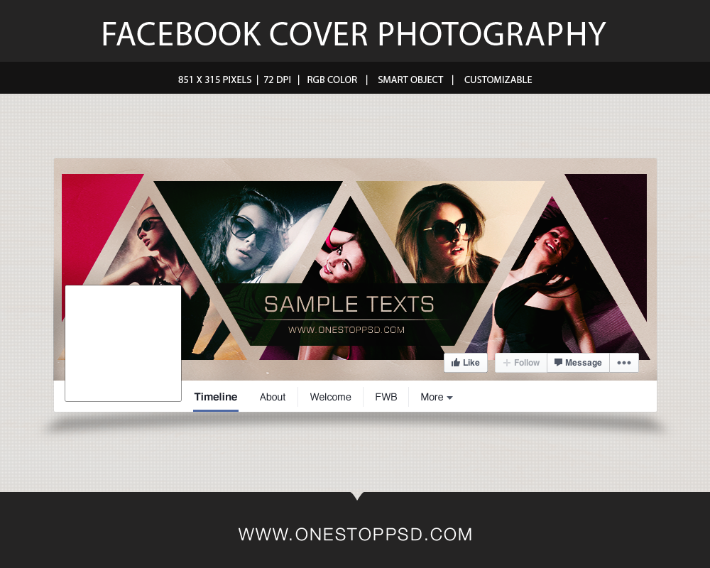 Free Psd Beauty  Spa Facebook Timeline Cover  Facebook Cover