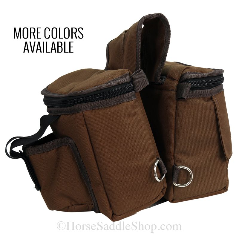 Insulated Saddle Horn Bag 406 Horn Bag Saddle Bags Horse Bags