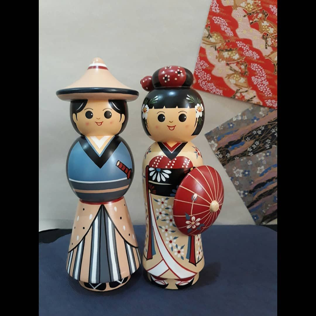 Terimakasih Ibu Maria atas pembelian Boneka Jepang sebagai cenderamata untuk sahabat @wangchucien Order/pemesanan: WA-081905054236  #kokeshi #decoration  #bonekakokeshi #gift #minimalistdecor #cenderamata #oleholehjepang #weddings #corporatesouvenir #dining #homedecor #homedecoration #corporategifts #weddinggifts #birthdaygift #diningdecor #kado #pajangan #samurai #cutedoll #kadounik #dekorasirumah #dekorasikamar #deko