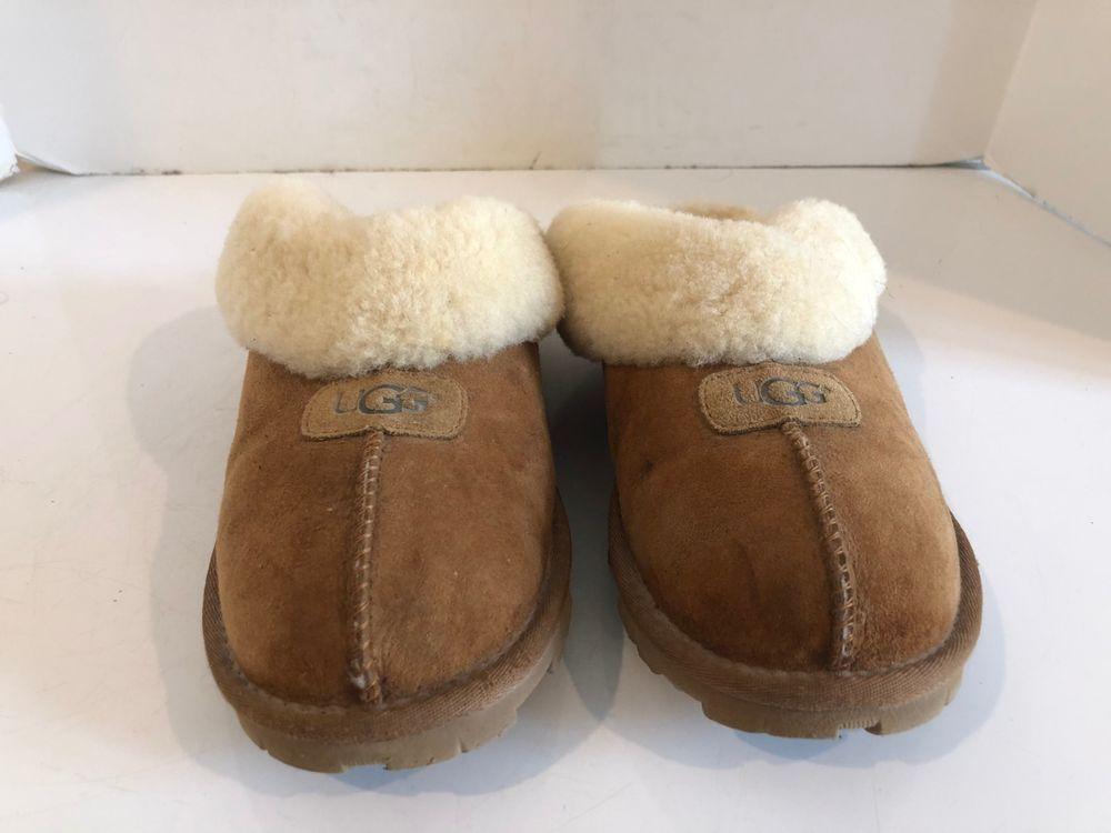 c2c2aa15376 UGG Australia Coquette Sleepers Chestnut Size 10 #fashion #clothing ...