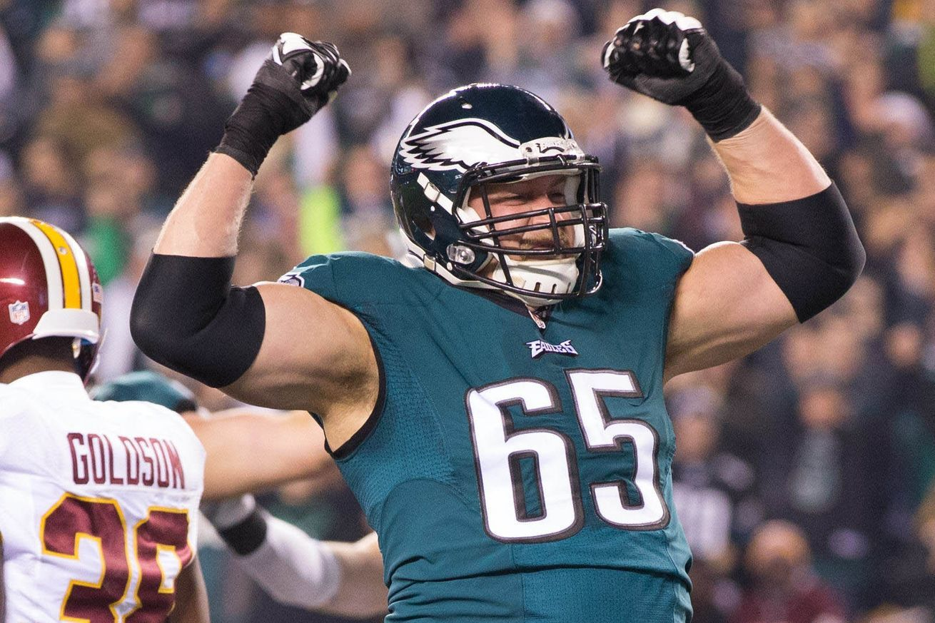 Philadelphia Eagles RT Lane Johnson gets a six year contract extension. Welcome back big guy